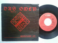 "Mysterious Art / Das Omen 7"" Vinyl Single 1989 mit Schutzhülle"
