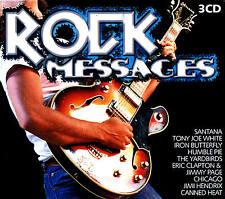 Rock Messages Big 3CD-Box Neuf & sous Emballage D'Origine 54 Rock Songs