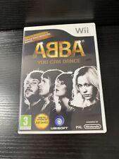 ABBA You Can Dance Nintendo Wii Video Game Free Shipping
