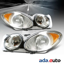 2005-2009 Buick LaCrosse /Allure (Canada) Left Right Side Headlights Set
