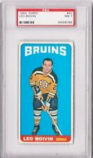 1964 Topps Leo Boivin #50 PSA 7 P317