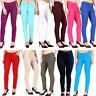 Ladies Women Skinny Stretch Jeggings Pants Plus Size Jeans Pockets UK 8-26 Size