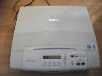 Brother Drucker DCP 195C Multifunktionsgerät mit Scanner - kein Magenta - LC980
