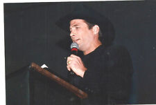 Rare Clint Black Candid 4 X 6 Photo
