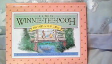 WINNIE THE POOH INVENTS A NEW GAME BY A.A.MILLEN EXCELLENT POP-UP