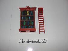 13 Dead End Drive Board Game Bookcase Trap Replacement Part 1993 Milton Bradley