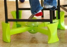 Kaboost Booster Rig - Fits under any Seat/chair! Portable Green Solid Condition