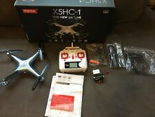 Syma X5HC-1 Quadcopter Drone HD Camera Altitude Hold Headless Mode Blue Color