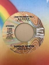 Donald Austin Nanzee/Crazy Legs R&B Soul Eastbound Records 45 Vinyl