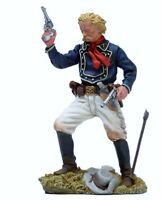 BLACK HAWK BH0101 General George Custer 7th Cavalry 1/32 Painted Metal FREE SHIP