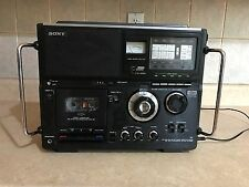 SONY SW1/SW2/SW3/FM/MW CF-950S, Fully Functional in Good Condition.