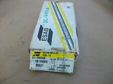 "ESAB Sureweld SW-14 811000306 E6011 Welding Electrode 3/32""x12"" 25lb Box"