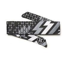 Hk Army Headband Graphite Black Grey White Paintball Head Band Tie New