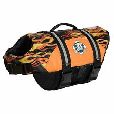 Paws Aboard Double Designer Doggy Life Jacket # X-SMALL