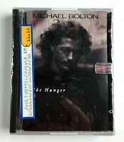 Michael Bolton - The Hunger - Columbia CM 40473 - Sealed Minidisc MD