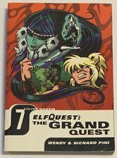 ElfQuest The Grand Quest Volume 7 DC Comics Digest Sized Graphic Novel