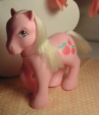 My little pony G1 * Daddy Meadowsweet SUPER RARE *  poor guy :(