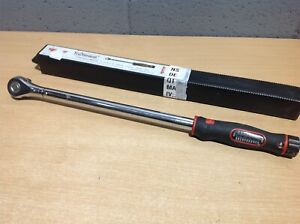 Norbar TT250 Adjustable Dual Scale Ratchet Torque Wrench 1/2in Drive...
