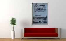 "1953 FORD CUSTOMLINE V8 SEDAN PRINT WALL POSTER PICTURE 33.1""x23.4"""