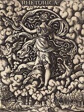 Virgil Solis tedesco RHETORICA retorica antica ARTE PITTURA poster stampa bb6490a