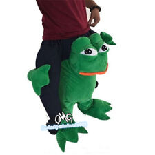 Carry Me Frog Animal Mascot Costume Ride On Novelty Fancy Dress Halloween new