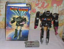 vintage ASTRO MAGNUM robot in box