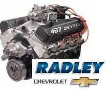 GM OEM NEW Chevrolet Performance ZZ427/480 HP Crate Engines 19331572