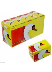 Swan Slim line Filter Tips Loose  Slimline Pack of 10 Full 📦