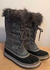 Sorel Joan of Arctic NL 2429-052 Leather Waterproof Women's Boots Sz 8.5