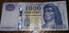 Ungarn 1000 Forint 2010