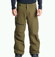QUIKSILVER Men's FOREVER 2L Gore-Tex Pants - CRE0 - XL - NWT