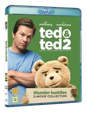 Ted thunder buddies 2 Movie Collection Blu Ray (Region Free)