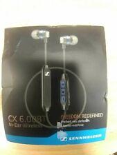 Genuine Sennheiser CX 6.00BT Bluetooth Wireless Earbud In-Ear  Headphones