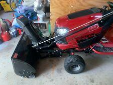 craftsman dlt 3000 lawn tractor