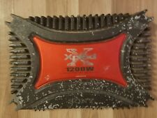 SONY 1200W XPLOD 2/1 CHANNEL POWER AMPLIFIER XM-2200GTX AMP CAR AUDIO