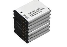 New 7 Piece D-li88 Battery For DB-L80 PX1686 VW-VBX070 Optio W90 WS80 H90 P80