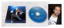 David Garrett *Violne*, original signed CD Cover *Encore* with CD *In Person*