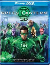 Green Lantern (Three-Disc Combo: Blu-ray 3D / Blu-ray / DVD / Digital Copy), New