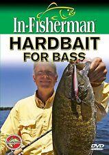 In-Fisherman Hardbait for Bass - Bass Fishing DVD Video