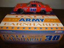 Dale Earnhardt-Army-#30-1:24 Scale Diecast-1976 Chevy Malibu-1999