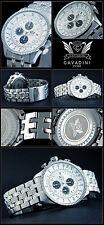 Black Hawk Noble Men's Pilot Chronograph Solid myota-os-60 Japanese Timepiece