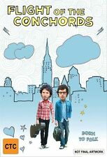 Flight Of The Conchords (DVD, 2010, 5-Disc Set)