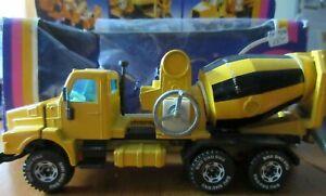 Cement Mixer 2817 Autotransport - Betonmischer Siku West Germany 1/55 Volvo