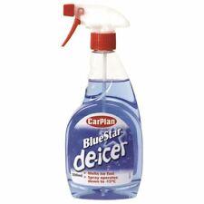 CarPlan TDI501 Blue Star Winter De Icer Trigger Spray, 500ml - 2 Pack