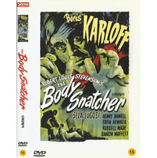 The Body Snatcher, 1945 (DVD,All,Sealed,New,Keep Case) - Robert Wise