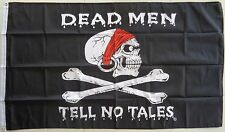 PIRATES FLAG DEAD MEN TELL NO TALES LARGE  FLAG   AUSPOST REGISTERED TRACKING