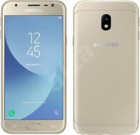 NEW Samsung Galaxy J3 2017 SM-J330F 16GB UNLOCKED GOLD 4G LTE 13MP UK STOCK
