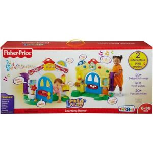 Fisher-Price Laugh and Learn Learning Home Teach Baby Child Kids Educational Toy