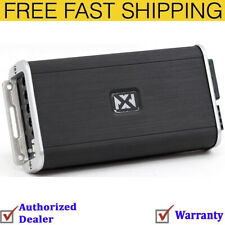 Nvx 500W Rms Class D Monoblock Car/Marine/Powersports Micro Amplifier with Bass