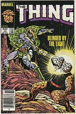 6 The Thing Marvel Comic Books # 17 18 19 20 21 26 Fantastic Four Byrne EP1